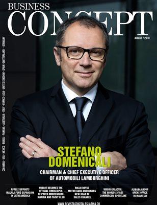 BUSINESS CONCEPT Magazine - Aug/2018 - 1