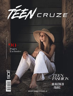 NOVEMBER 2019 Issue (Vol: 06) | TÉENCRUZE Magazine