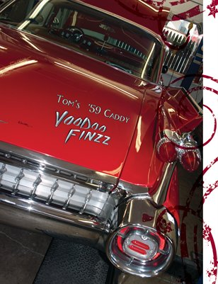 Tom's '59 Caddy Voodoo Finzz