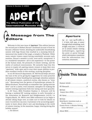 APERTURE, 2005, Issue 11