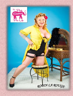 The Pink Elephant Pinup Volume 2