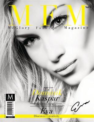 Mcglory Fashion Magazine Aug-Vol3