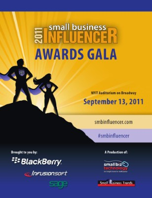 2011 Small Business Influencers