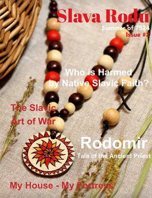 Slava Rodu Magazine Issue #2 Summer 7524