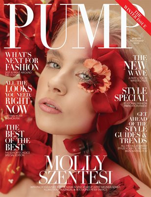 PUMP Magazine | The Beauty Beat Edition | Vol.1