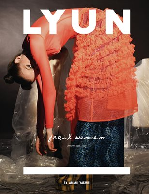 LYUN ISSUE No.1 (cover no.4)