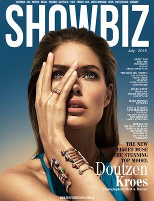 SHOWBIZ Magazine - July 2018 - #6