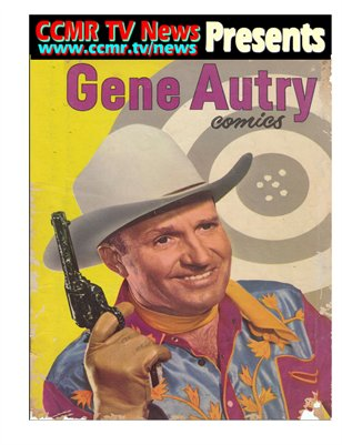 Gene Autry And The Mysterious Jail Breaks
