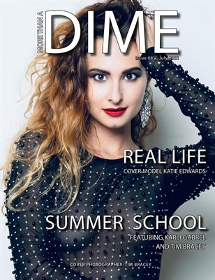 MORE THAN A DIME ISSUE 08 - JULY 2021