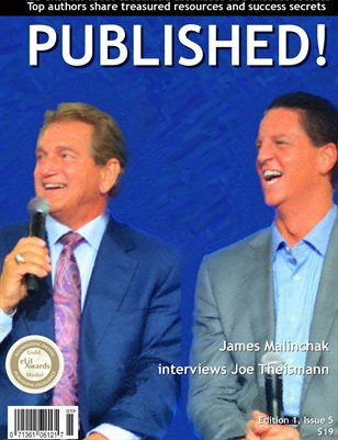 PUBLISHED! featuring Joe Theismann Interviewed by James Malinchak