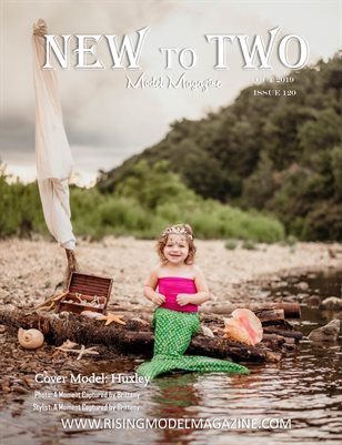 New To Two Model Magazine Issue #120