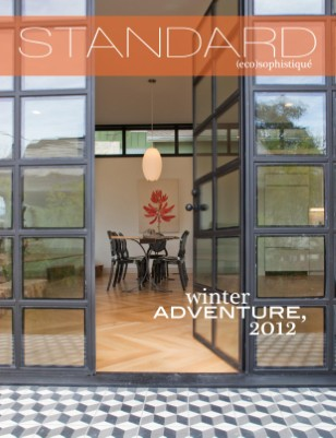 Standard Magazine Issue 9: Winter Adventure 2012