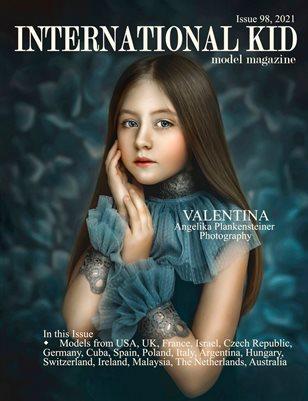 International Kid Model Magazine Issue #98