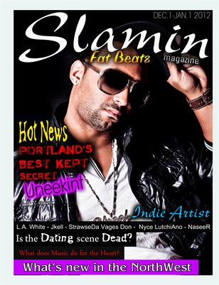 Slamin Fatbeatz Magazine Dec- Jan