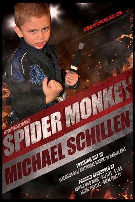 Michael Schillen 2016 Cal Poster