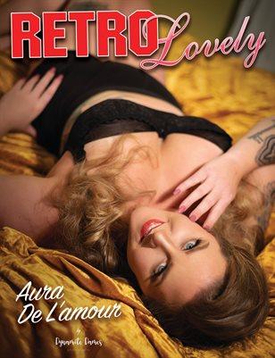 Retro Lovely No.135 – Aura De L'amour Cover