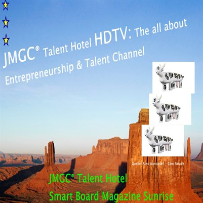 JMGC® Talent Hotel HDTV *** [InterACTive Media]: We support and love talent-technology-tolerance.