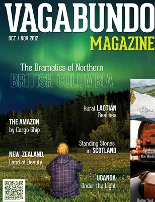Vagabundo Magazine Oct/Nov2012