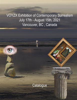 VOYZX Exhibition of Contemporary Surrealism 2021