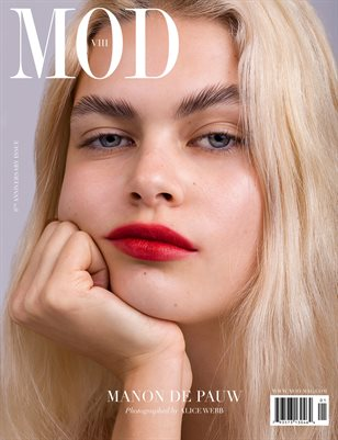MOD Magazine: Volume 9; Issue 1; 8th Anniversary (Cover 5)
