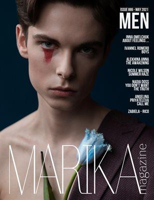 MARIKA MAGAZINE MEN (ISSUE 886 - MAY)