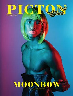 Picton Magazine SEPTEMBER  2019 N273 Black Gold Cover 1