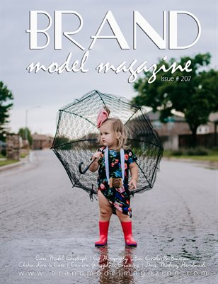 Brand Model Magazine  Issue # 207