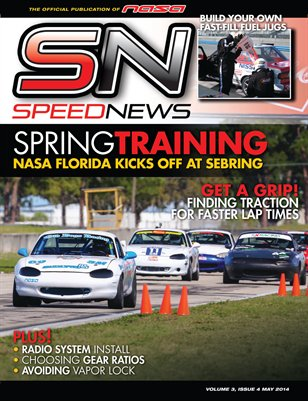 Speed News May 2014
