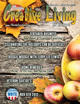 Florida Creative Living - #8 Issue