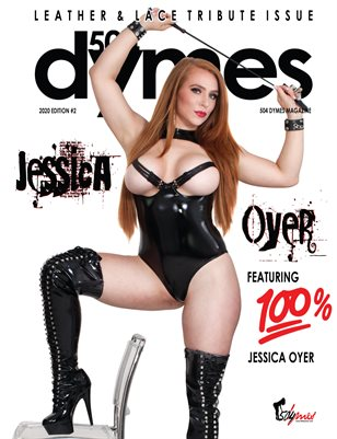 504Dymes Exclusive Jessica Oyer Tribute Issue