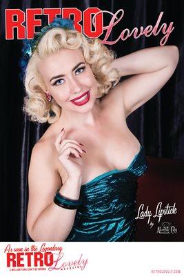Retro Lovely No.20 - Lady Lipstick