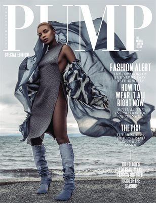 PUMP Magazine - The Natural Fashion Edition - Vol. 2