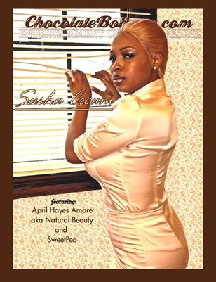Chocolate Bottoms  Entertainment Cartel Magazine Sasha Cream #2