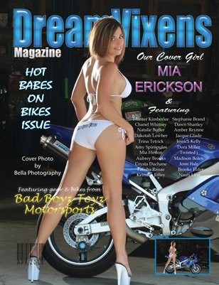 Hot Babes on Bikes Issue