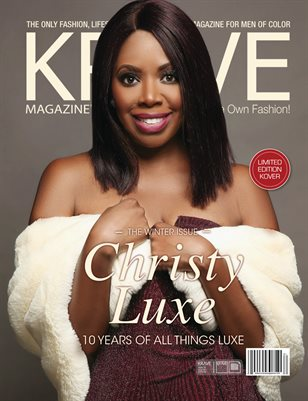 KRAVE #47 Winter Issue Part 2