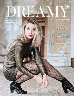 DREAMY Magazine | Issue 38