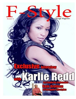 F-Style Chicag Magazine issue 5