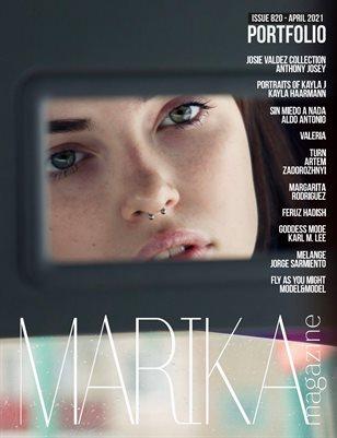MARIKA MAGAZINE PORTFOLIO (ISSUE 820- APRIL)