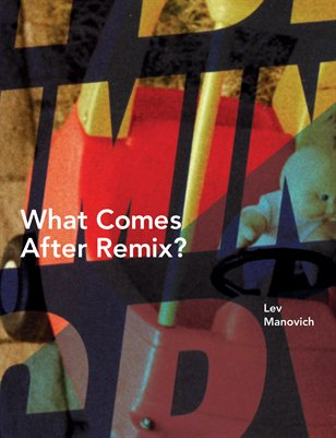 What Comes After Remix?