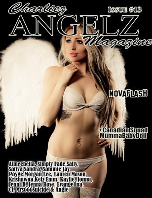 Charliez Angelz Issue #13- Novaflash