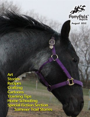 Pony Pals Magazine - August 2012 - Vol.2 #3