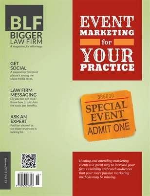 Increase Your Visibility with Event Marketing - January 2013
