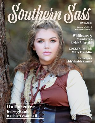 Southern Sass Magazine January 2018 Issue