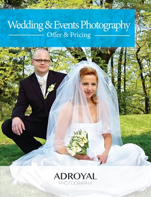 Adroyal Photography - Online Offer