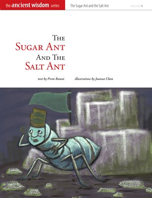 The Sugar Ant and the Salt Ant
