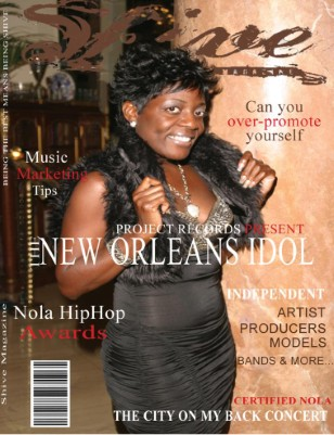 Project records Presents The New Orleans Idol