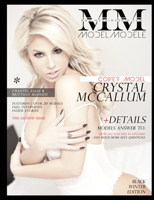 Crystal McCallum - Black Winter (Legend Issue)