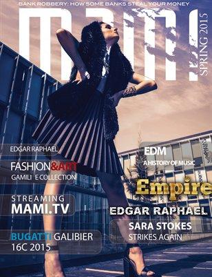 MAMi Magazine SS 2015