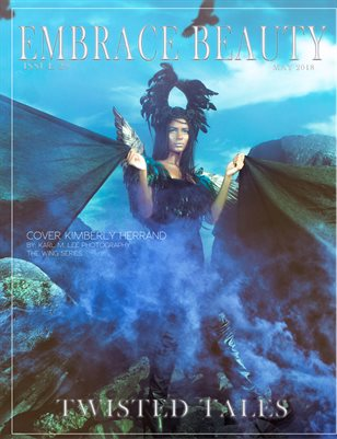 Embrace Beauty Magazine Issue 29 Twisted Tales