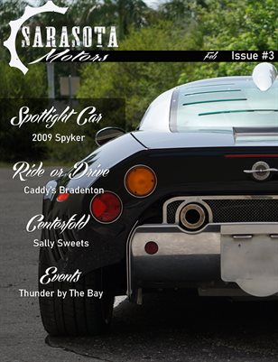 Sarasota Motors Issue 3